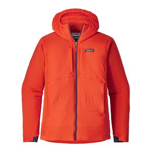 M's Nano-Air® Hoody, Paintbrush Red (PBH)