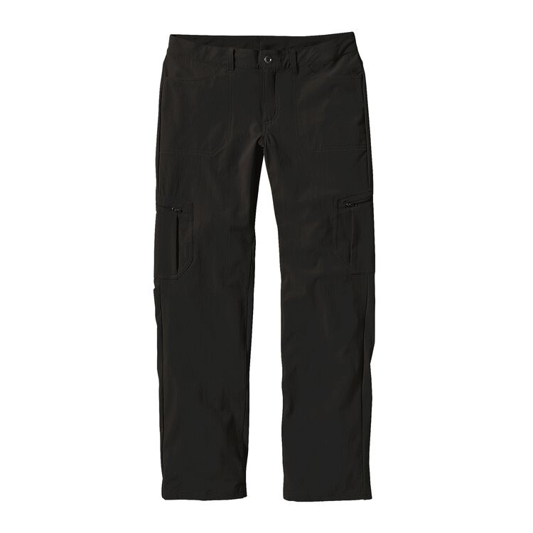 W'S TRIBUNE PANTS - REG, Black (BLK)