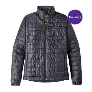 M's Nano Puff® Jacket, Smolder Blue (SMDB)
