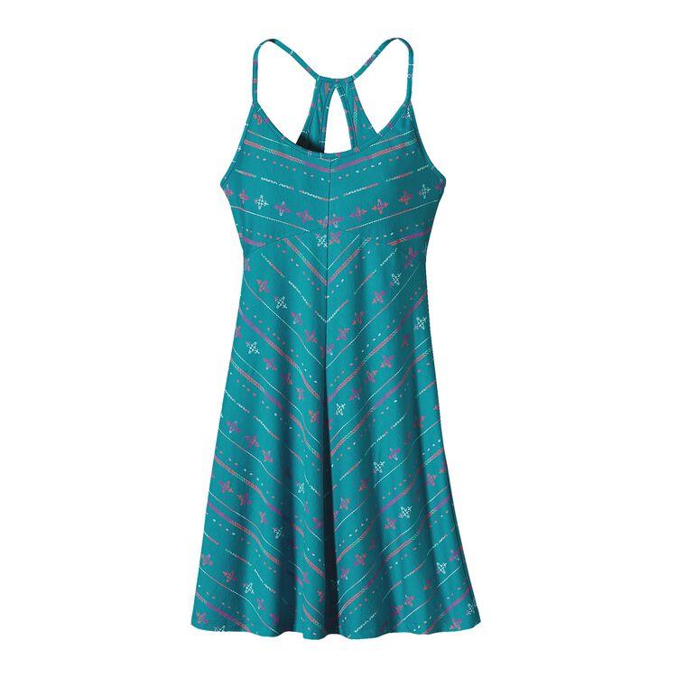 W'S SPRIGHT DRESS, Blazing Stripe: Tobago Blue (BZTB-235)