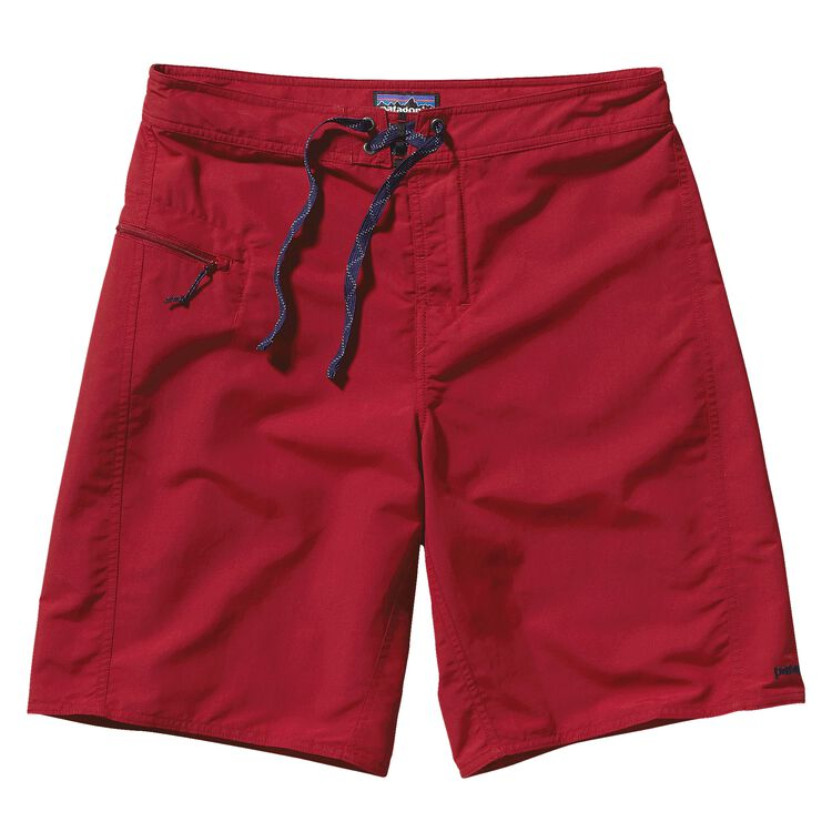 M'S WAVEFARER BOARD SHORTS - 21 IN., Classic Red (CSRD)