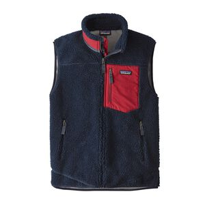 M's Classic Retro-X® Vest, Navy Blue w/Classic Red (NVCR)