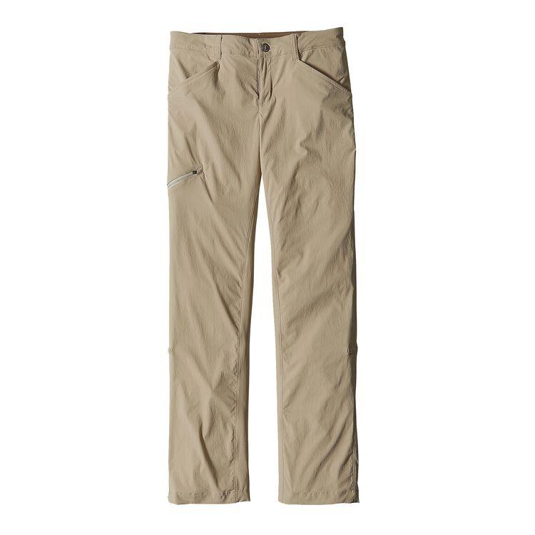 W'S QUANDARY PANTS, El Cap Khaki (ELKH)