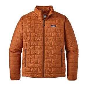 M's Nano Puff® Jacket, Copper Ore (CPOR)