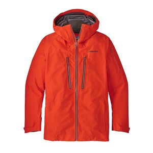 M's PowSlayer Jacket, Paintbrush Red (PBH)