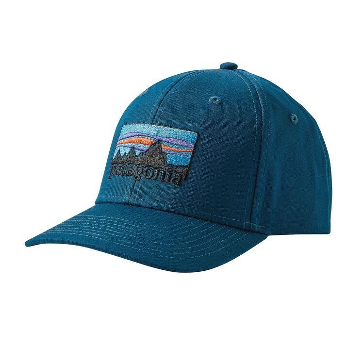 73 ロゴ・ラジャー・ザット・ハット, Big Sur Blue (BSRB)