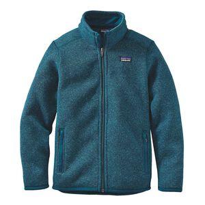ボーイズ・ベター・セーター・ジャケット, Deep Sea Blue (DSE)
