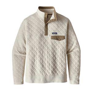 M's Cotton Quilt Snap-T® Pullover, Pelican (PLCN)