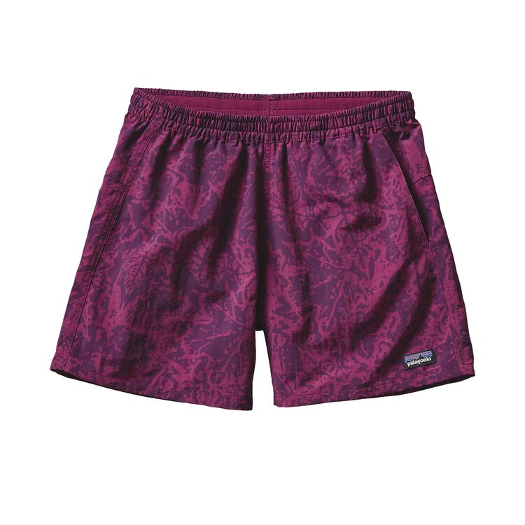W'S BAGGIES SHORTS, Canopy Cover: Violet Red (CCVR)