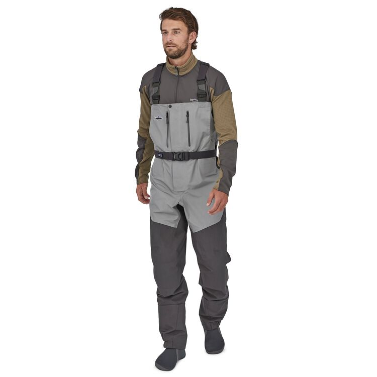 M's Rio Gallegos Zip-Front Waders - Regular,