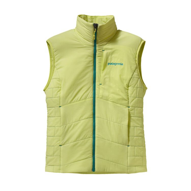 W'S NANO-AIR VEST, Mayan Yellow (MYYL)