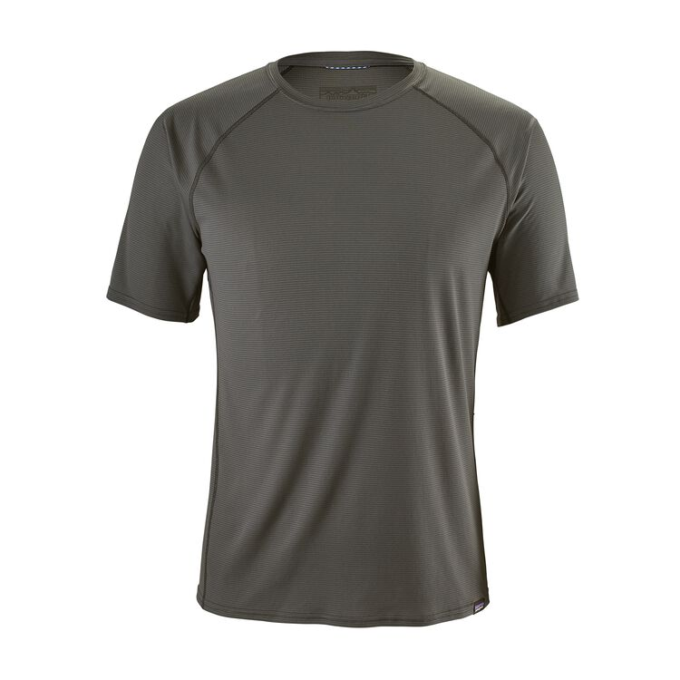 M'S CAP LW T-SHIRT, Forge Grey (FGE)