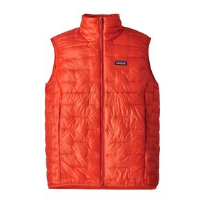 M's Micro Puff® Vest, Paintbrush Red (PBH)