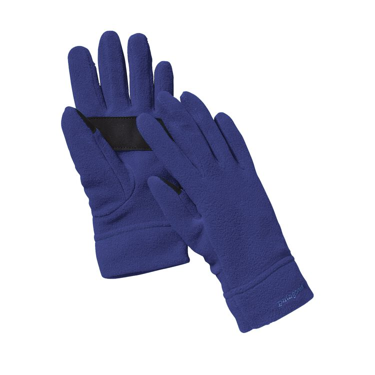 W'S MICRO D GLOVES, Harvest Moon Blue (HMB)