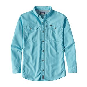 M's Long-Sleeved Sol Patrol® II Shirt, Cuban Blue (CUBB)