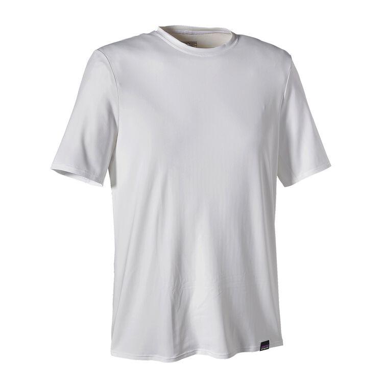 M'S CAP DAILY T-SHIRT, White (WHI)