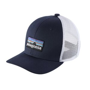 Kids' Trucker Hat, P-6 Logo: Navy Blue (PNVY)