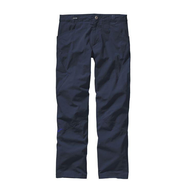 メンズ・ベンガ・ロック・パンツ, Navy Blue w/Navy Blue (NVNV)