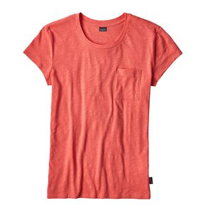 W'S MAINSTAY TEE, Carve Coral (CRVC)