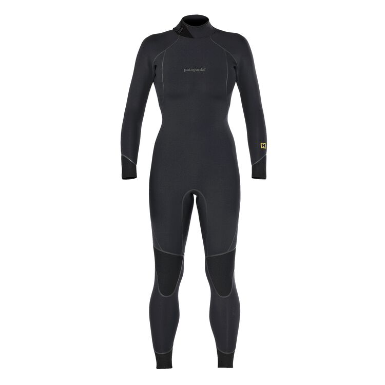 W'S R3 BZ FULL SUIT, Black (BLK)