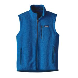 メンズ・ベター・セーター・ベスト, Andes Blue (ANDB)