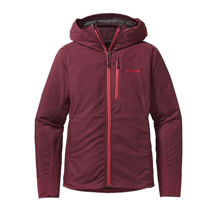 W'S LEVITATION HOODY, Oxblood Red (OXRD)