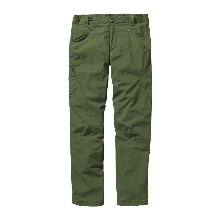 M'S VENGA ROCK PANTS, Buffalo Green (BUFG)