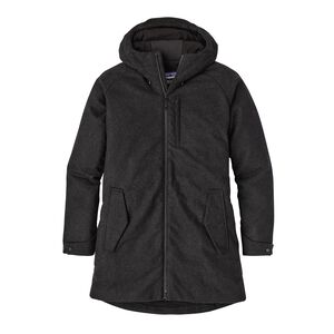 M's Recycled Wool Parka, Forge Grey (FGE)