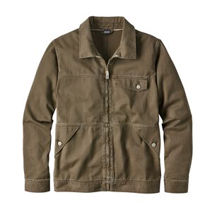 M's Clean Color Jacket, Clean Palmetto Green (CPLG)