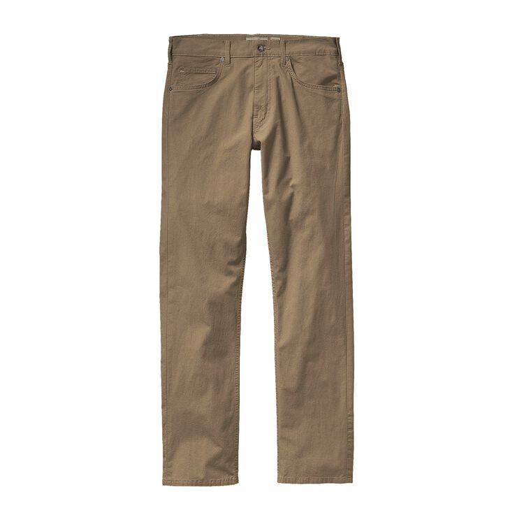 M'S STRAIGHT FIT ALL-WEAR JEANS - SHORT, Ash Tan (ASHT)