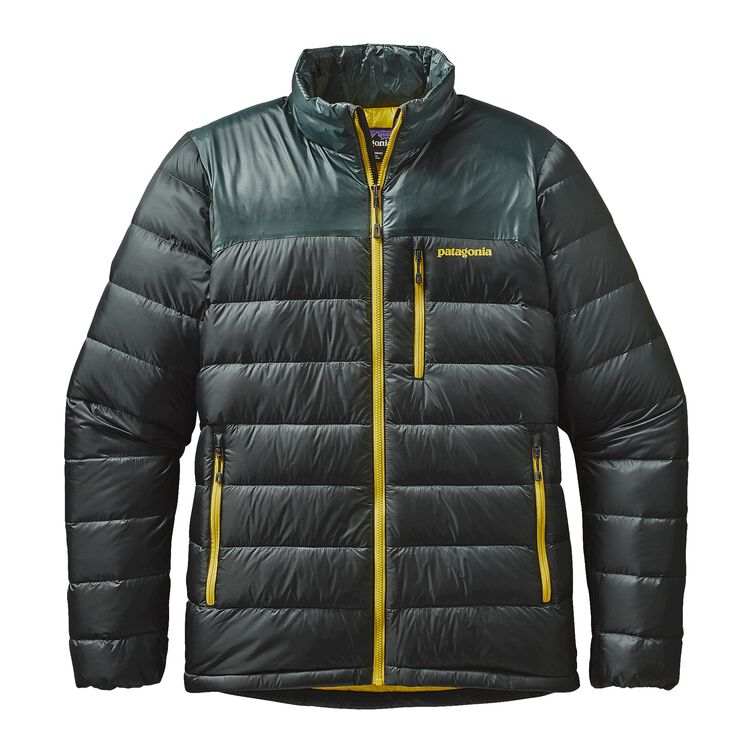 M'S FITZ ROY DOWN JKT, Carbon (CAN)