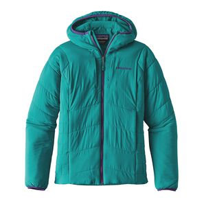 W's Nano-Air® Hoody, True Teal (TRUT)