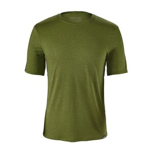 M's Capilene® Daily T-Shirt, Sprouted Green - Dark Sprouted Green X-Dye (SPOX)