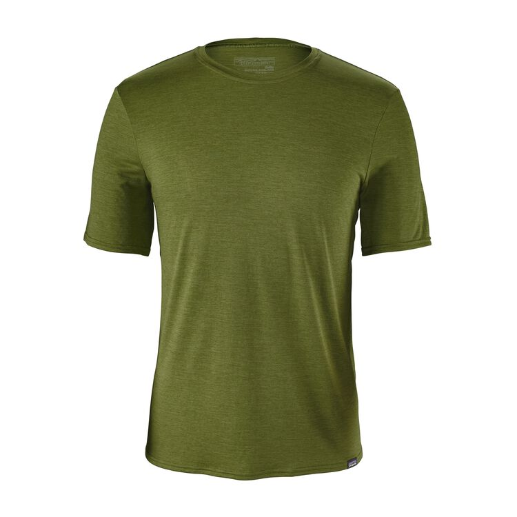 M'S CAP DAILY T-SHIRT, Sprouted Green - Dark Sprouted Green X-Dye (SPOX)