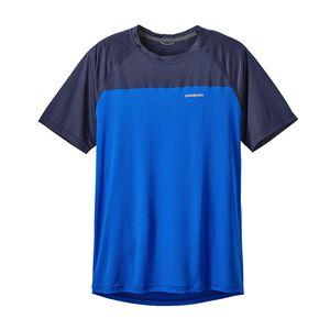 メンズ・ショートスリーブ・ウインドチェイサー・シャツ, Viking Blue (VIK)