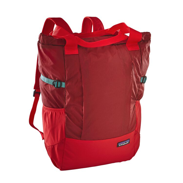 LW TRAVEL TOTE PACK, Drumfire Red (DRMF)