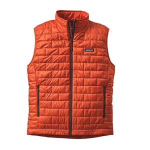 M'S NANO PUFF VEST, Cusco Orange (CUSO)