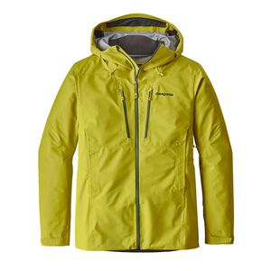 M's Triolet Jacket, Fluid Green (FLGR)
