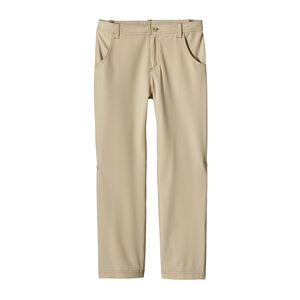 GIRLS' HAPPY HIKE PANTS, El Cap Khaki (ELKH)
