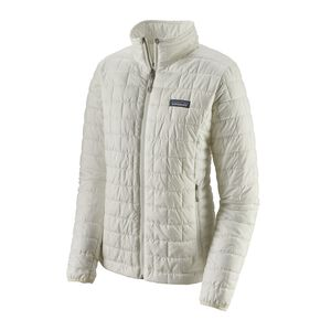 W's Nano Puff® Jacket, Birch White (BCW)
