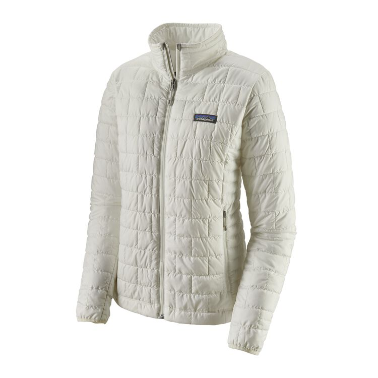 W'S NANO PUFF JKT, Birch White (BCW)