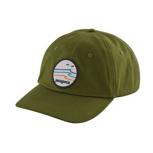 Tide Ride Trad Cap, Sprouted Green (SPTG)