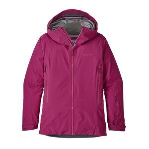 W's Descensionist Jacket, Magenta (MAG)