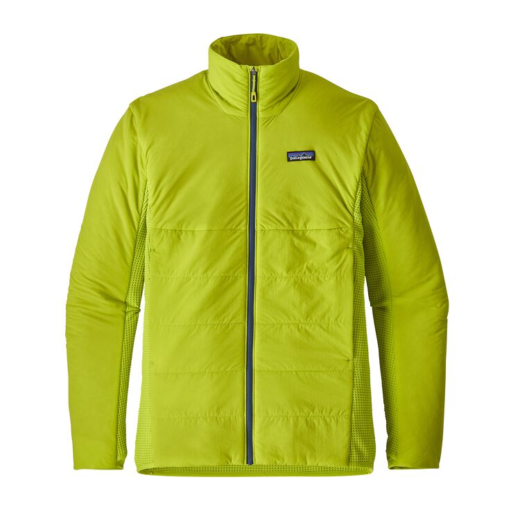 M'S NANO-AIR LIGHT HYBRID JKT, Light Gecko Green (LEK)
