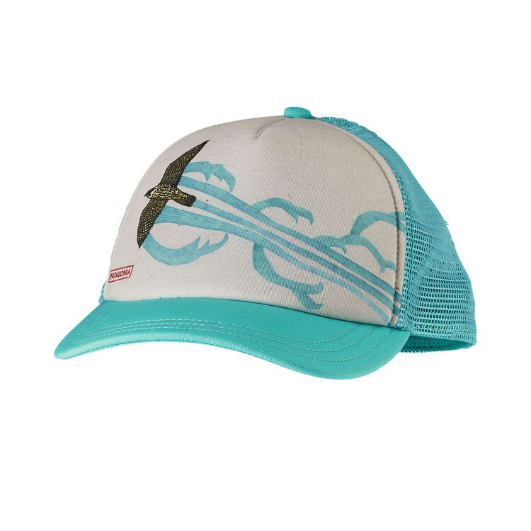 W'S SOARING PEREGRINE INTERSTATE HAT, Howling Turquoise (HWLT)