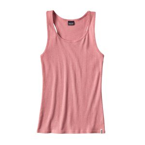W's Clean Color Tank, Clean Carmine Pink (CRMP)