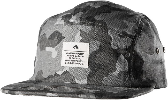 STANDARD ISSUE CAMP HAT - CAMO - hi-res