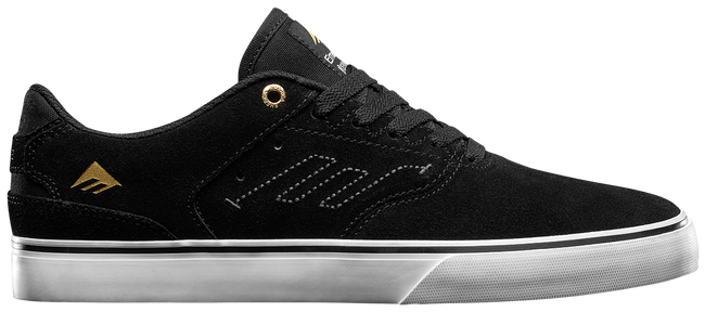 REYNOLDS LOW VULC - BLACK/WHITE - hi-res