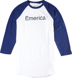 Pure Raglan - NAVY/WHITE - hi-res