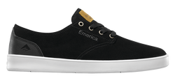 Romero Laced - BLACK/BLACK/WHITE - hi-res